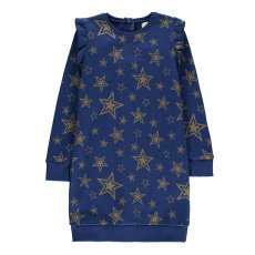 product-Louis Louise Nora Star Flecked Dress