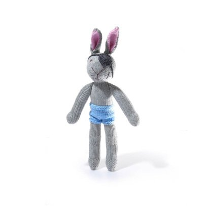 Smallable Toys Crochet Pirate Rabbit Soft Toy-listing