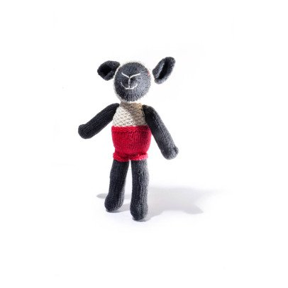 Smallable Toys Peluche en crochet Mouton-listing