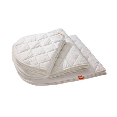 Leander Oval Cot Mattress Topper-product