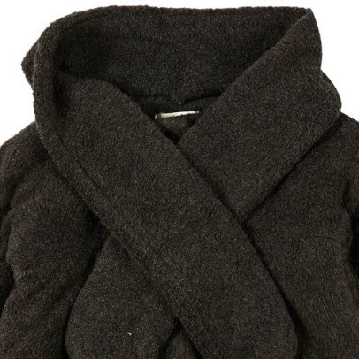 1+ IN THE FAMILY Elena Fleece Coat + Scarf-listing
