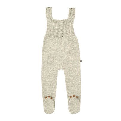 Oeuf NYC Rabbit Baby Alpaca Wool Jumpsuit-listing