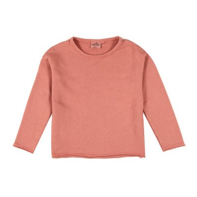 Moumout Oversized Washed Cotton Sweatshirt-listing