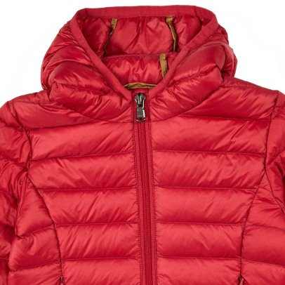 Jott Carla Light Hooded Down Jacket-listing