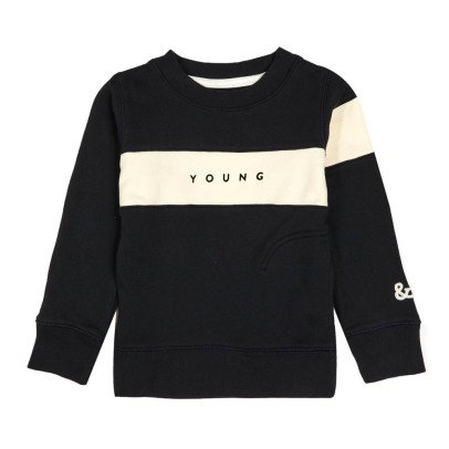 ARCH & LINE Young Organic Cotton Sweatshirt-listing
