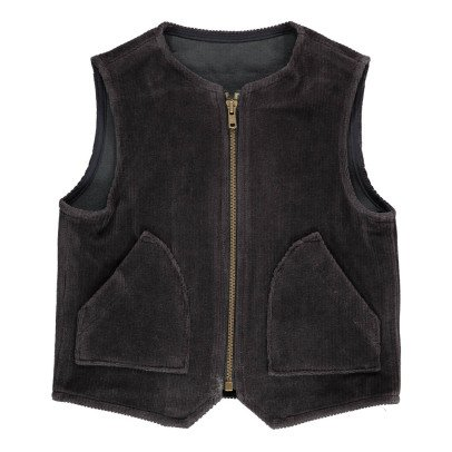 EAST END HIGHLANDERS Pocket Sleeveless Jacket-listing