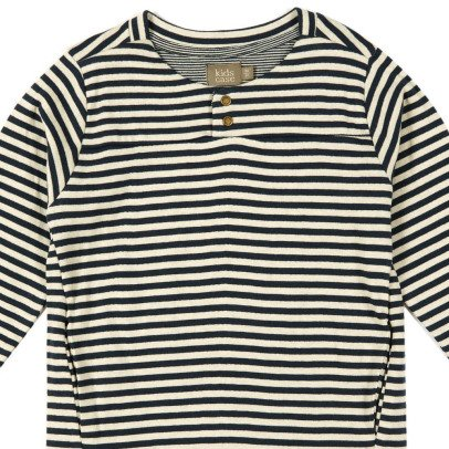 Kidscase Barry Organic Cotton Striped Dress-listing