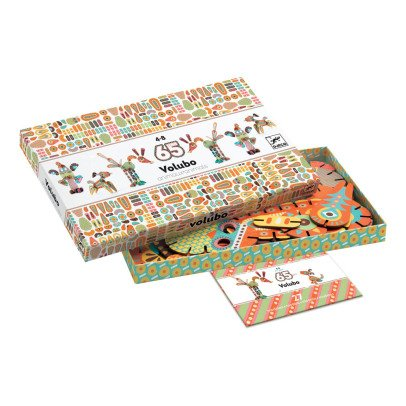 Djeco Volubo Animals - Cardboard Construction Game-listing