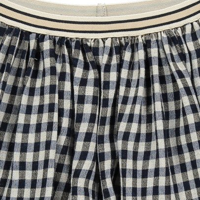 MAAN Angie Checked Skirt-listing