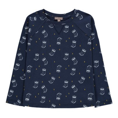 Emile et Ida Rain Boot T-Shirt-product