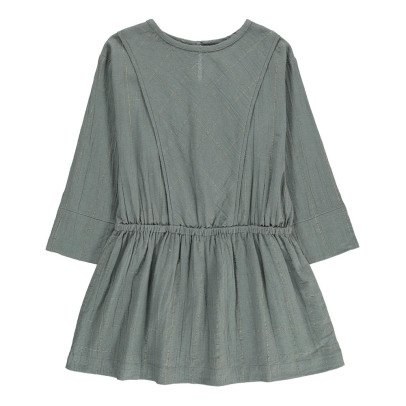 Polder Girl Robe Carreaux Lurex Caroline-listing