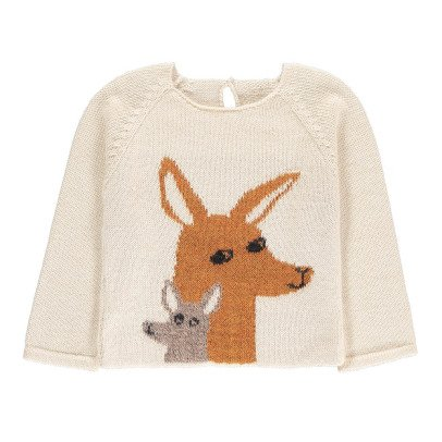 Oeuf NYC Exclusive Kangeroo Œuf x Smallable Alpaca Wool Jumper-listing