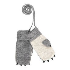 product-Oeuf NYC Exclusive Koala Œuf x Smallable Alpaca Wool Mittens