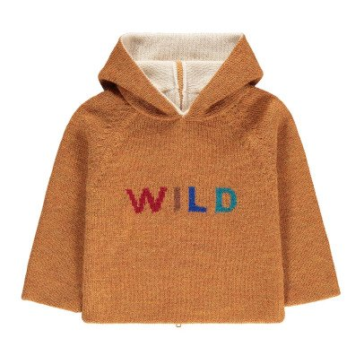 Oeuf NYC Exclusive Wild Œuf x Smallable Alpaca Wool Hoodie-listing