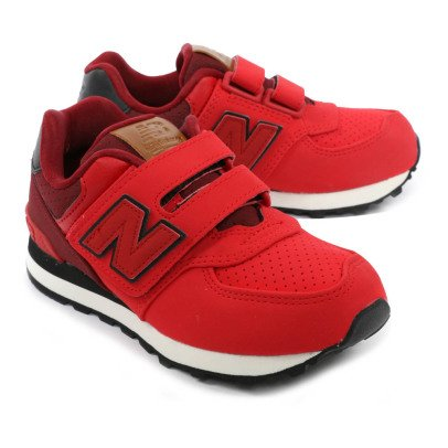 New Balance KV574Y Velcro Trainers-listing