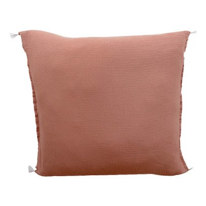 Annabel Kern Boho Cotton Gauze Cushion-listing