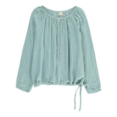 Numero 74 Naia Long Sleeve Blouse-listing