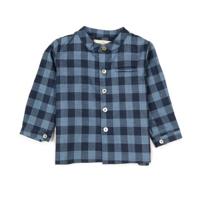 Bonnet à pompon Checked Shirt-listing