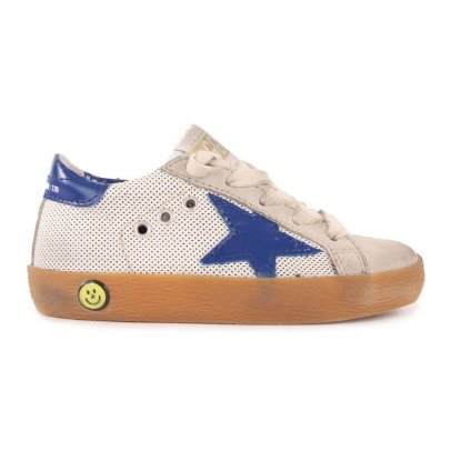 Golden Goose Superstar Mesh Lace-Up Trainers-product