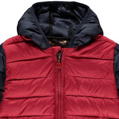 Imps & Elfs Colourblock Hood Down-Jacket-listing