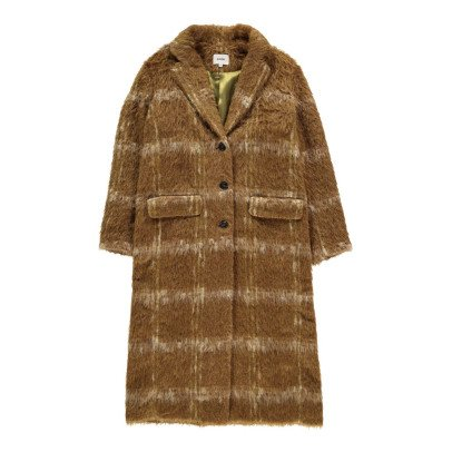 Polder Rex Checked Coat-listing