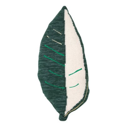 Ferm Living Kids Fruiticana Banana Leaf Cushion-listing
