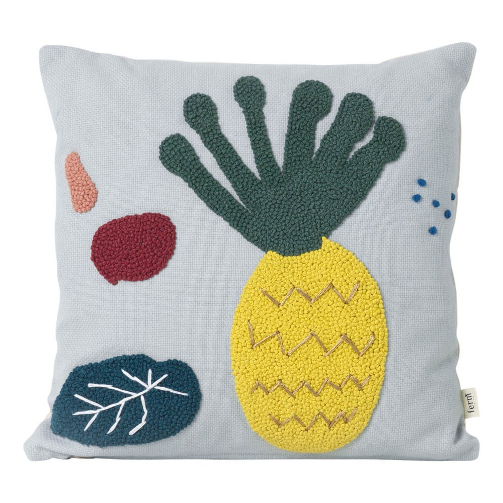 products fun pillow pineapple nest