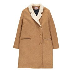 product-Cuisse de Grenouille Dragee Shetland Wool Coat