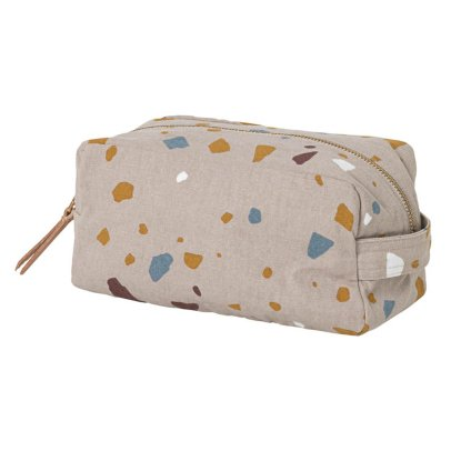 Ferm Living Kids Terrazzo Toiletry Bag-listing