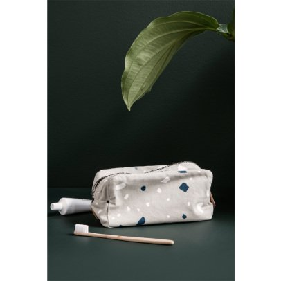 Ferm Living Kids Trousse de toilette Terrazzo-product