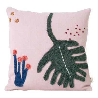 Ferm Living Kids Coussin Feuille-listing
