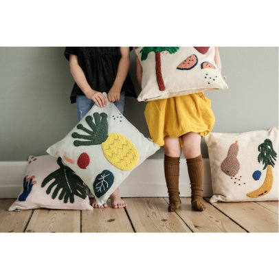 Ferm Living Kids Banana Cushion-listing