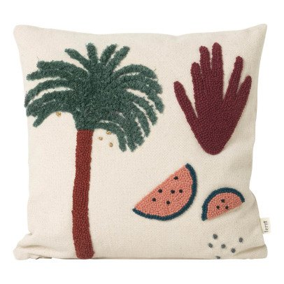 Ferm Living Kids Kissen Palmen -product
