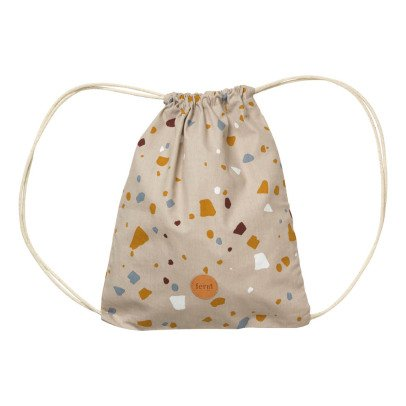 Ferm Living Kids Sac Gym Terrazzo-product