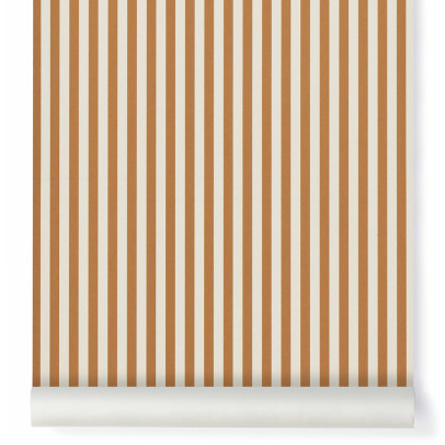 Ferm Living Kids Papier peint Lignes fines-product