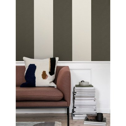 Ferm Living Kids Papier peint Lignes larges-product