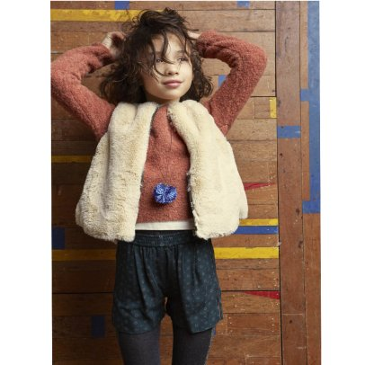Bellerose Lolah Faux Fur Reversible Jacket-product