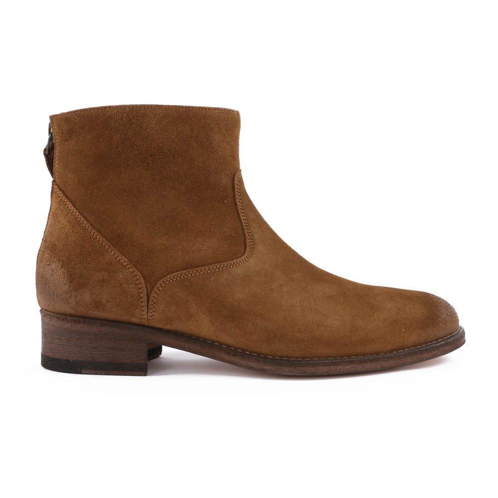 Suede Flat Boots Anthology Paris Very Cheap Cheap Online Efdjk3