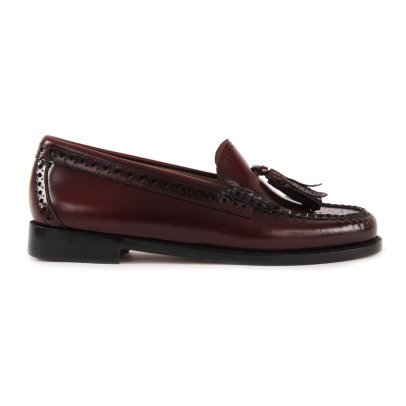 G.H. BASS & CO. Estelle Leather Moccasins-listing