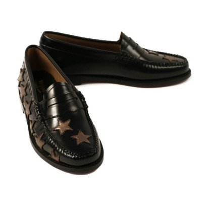 G.H. BASS & CO. Stardom Penny Leather Moccasins-listing