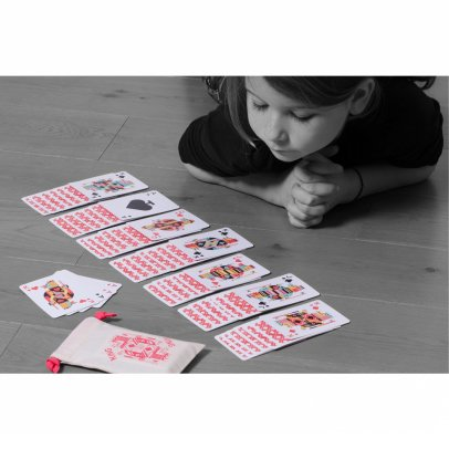 Les Jouets Libres King Classic Card Game-listing