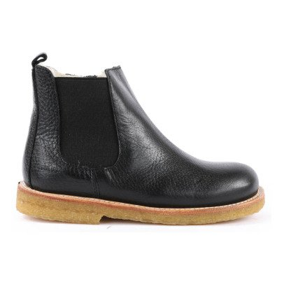 Boots Cuir  Chelsea