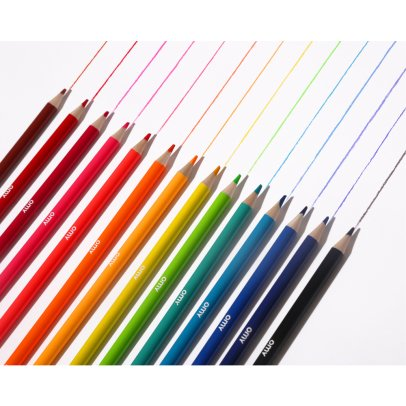 Omy Pop Pencils - Set of 16-listing
