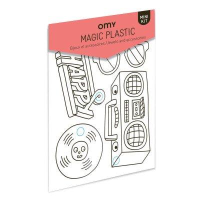 Omy Music Plastic Magic-listing
