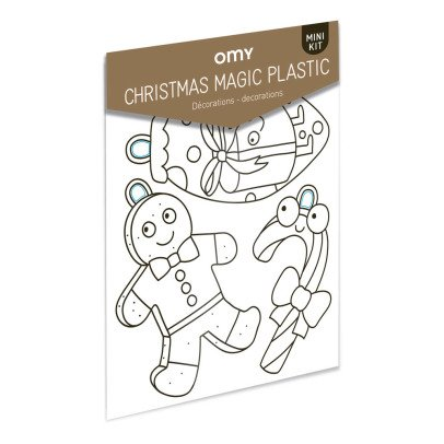 Omy Christmas Plastic Magic-product