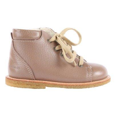 Chaussures Premiers Pas Cuir Irisé