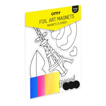 Omy Paris Magnets-listing