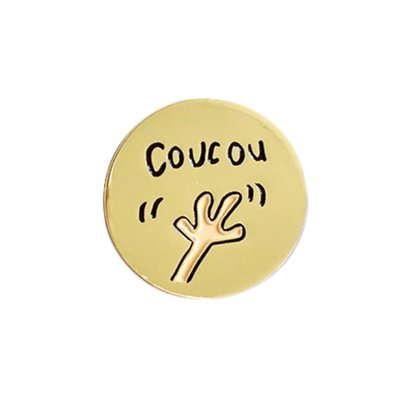 Mathilde Cabanas Coucou Brooch-product