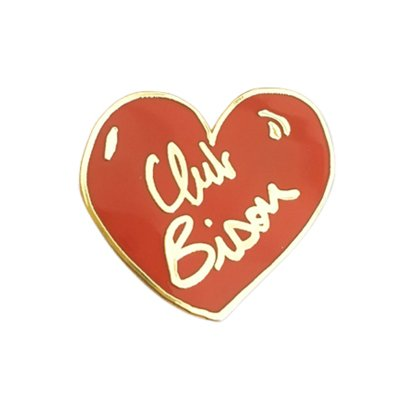 Mathilde Cabanas Club Bisous Brooch-product