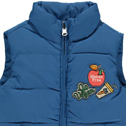 Will Woody Be Vegan Reversible Gilet-listing